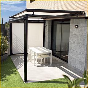 Toldos verastor for Mecanismo para enrollar toldos